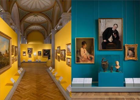 ¿Fin al dogma ochentero de paredes blancas en museos (y tiendas)?