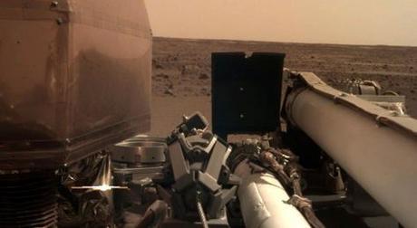 Los sonidos de Marte