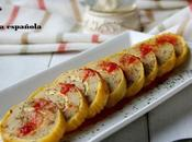 Rollitos tortilla española