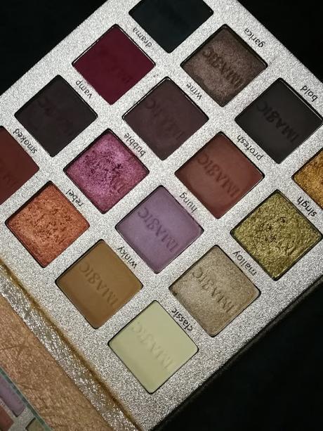 Imagic Pro , la última paleta low cost  de mi colección que me ha enamorado .