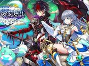 juego ''Shironeko Project'', (Rune Story) adaptado anime