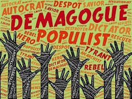 Indignación y populismos