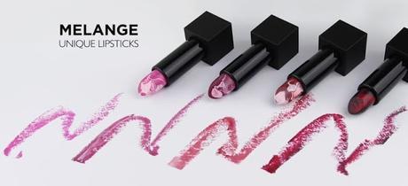 """""""Melange Lipstick"""" de DELFY – un labial dos en uno"""