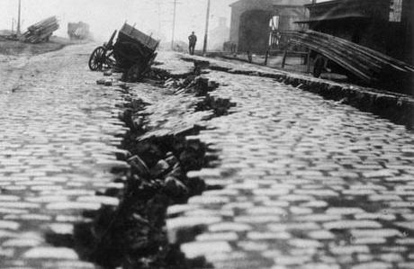 ¿Los grandes terremotos son una señal de algo?