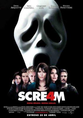 Scream 4, terror y meta