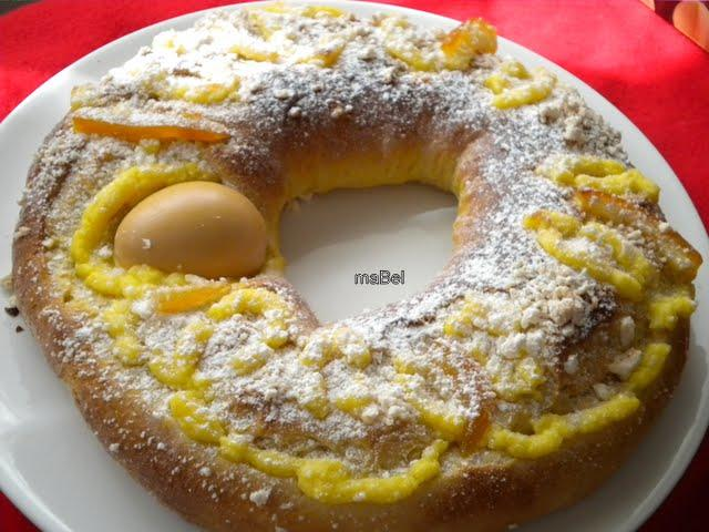 Receta de Rosca de Pascua Apta para Celíacos