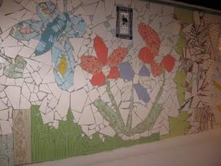 Mosaicos para el jard n e interiores paperblog for Mosaicos para jardin