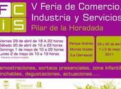 Pilar Horadada. Feria Comercio, Industria Servicios