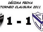 Colón: Vélez Sarsfield: (10° Fecha)