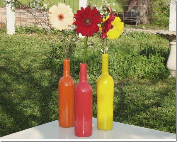 DIY-pop-art-wine-bottle-vases (2) 2