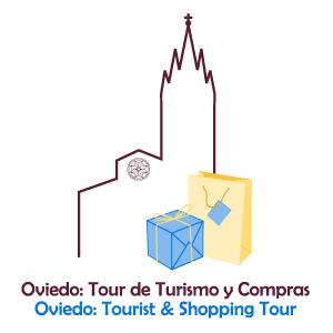 Oviedo de moda. Tour de Turismo y Compras. Oviedo Tourist & Shopping Tour