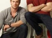 Chris Evans Hemsworth hablan sobre cómics mantener contentos fans