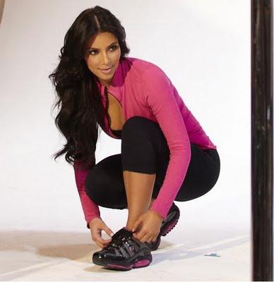 Luce unas nalgas como las de Kim Kardashian