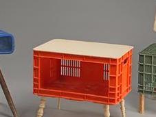Deco-recicla: hacer muebles cajas fruta