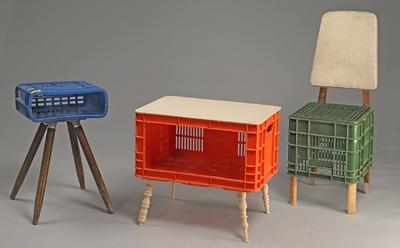 Deco recicla hacer muebles con cajas de fruta paperblog - Caja fruta decoracion ...