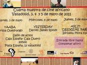 Cine africano Valladolid