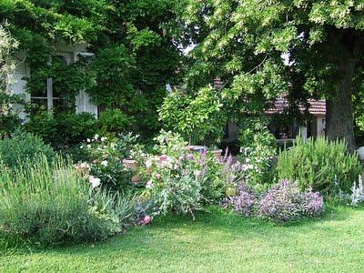 Jardines rusticos franceses paperblog - Diseno de jardines para casas de campo ...