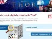 Thor Burger King unen para promocionar película