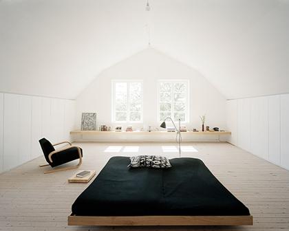 Dormitorio en colores neutros paperblog for Arredamento stanza yoga