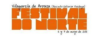Horarios Festival Norte 2011