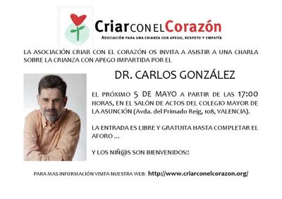 Carlos González En Valencia Paperblog