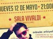 Concierto Mafia Grupo Sala Vivaldi, BCN.