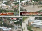 Desastre inundación Universidad Sabana, Bogotá