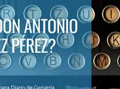 ¿Conoces Antonio Fernández Pérez?