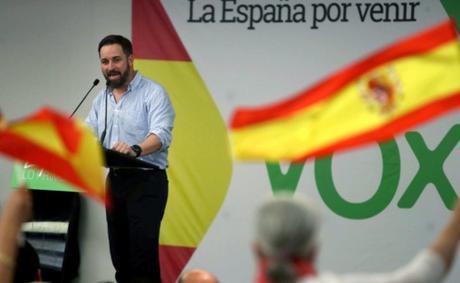 El destino de VOX es cambiar profundamente España