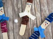 ideas para decorar Navidad palitos helado