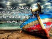 barco debería navegar sola ancla, vida esperanza.
