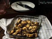 Alitas pollo horno
