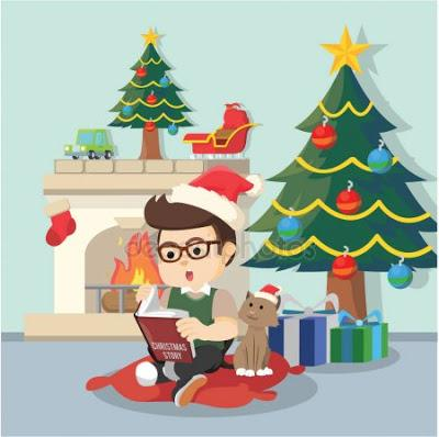 Navidad lectora, Navidad para soñar