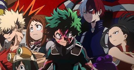 Antología: Lo que el anime nos dejó este 2018 – 1er. Parte