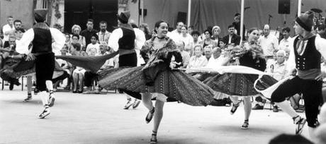 La folklorización de la identidad nacional catalana