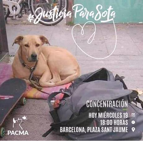 concentracion barcelona