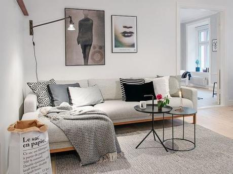 El sofá. Piezas que hay que elegir con mimo y cuidado