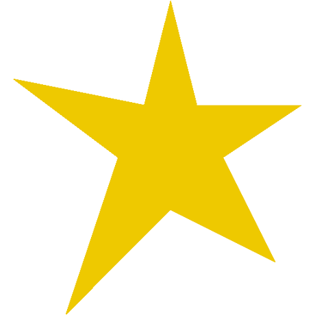 Resultado de imagen de estrella png