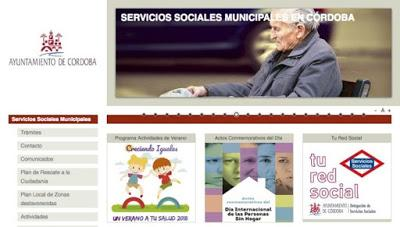 LA ESTAFA DE LOS SERVICIOS SOCIALES EN EL AYUNTAMIENTO DE CÓRDOBA