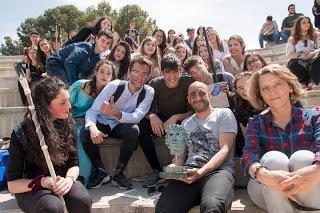 Premio ARGENTARIA 2019 a la Escuela Municipal de Teatro de Villanueva del Arzobispo