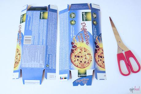 DIY + FREEBIE: Packaging galletas