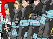 anime ''Fire Force'', conocer Staff animación