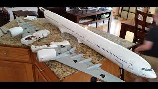 Supreme Hobbies Airbus A330 Unboxing