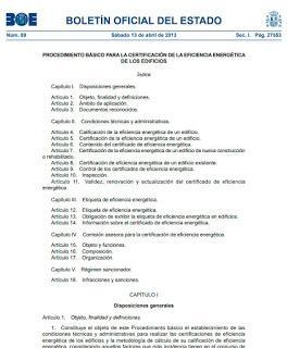 Real Decreto 235/2013