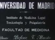 primer cortometraje grabado Ciempozuelos (1915)