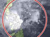 """Depresión tropical """"Usman"""" cerca tocar tierra Bisayas(Filipinas)"""