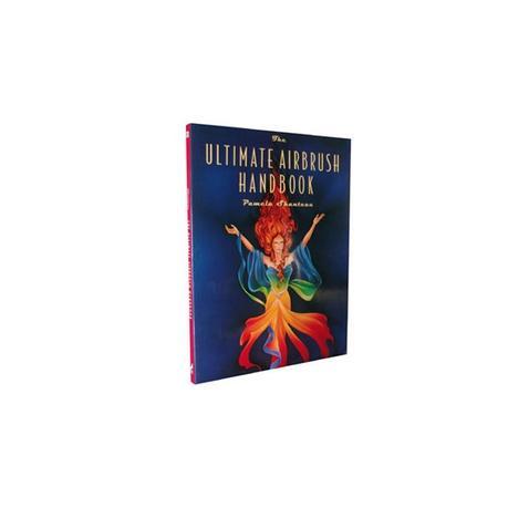 Den Ultimative Airbrush Håndbog På Engelsk