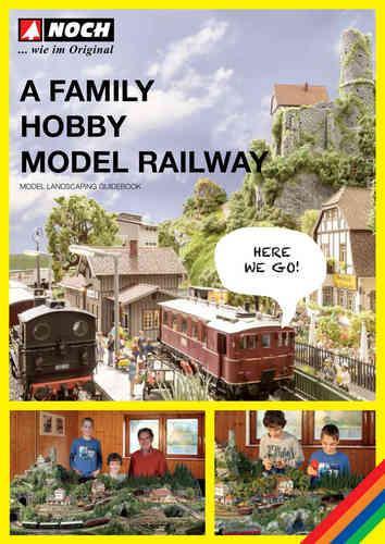 Noch 71905 A Family Hobby Model Railway Bog 120 Sider Engelsk