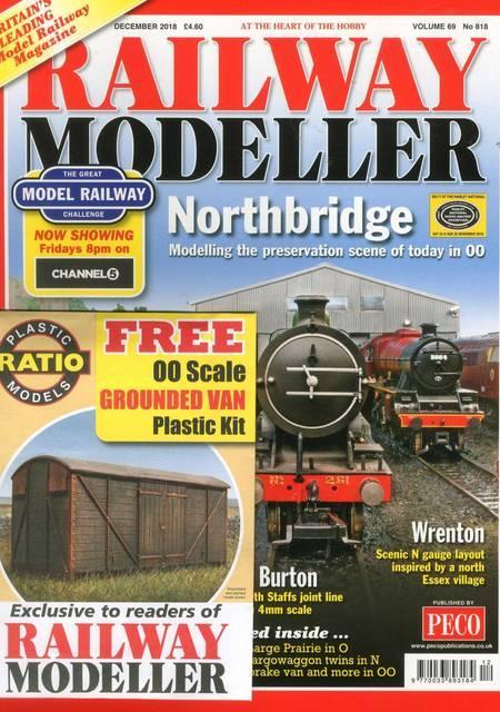 Tidningen Railway Modeller