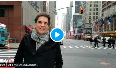 EL DESPILFARRO DE CANAL SUR EN LAS CAMPANADAS: DESDE NUEVA YORK